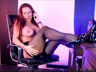 Faye Rampton Studio 66 TV Babe Shows